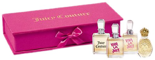 Best Juicy Couture Mini Collection Ounce