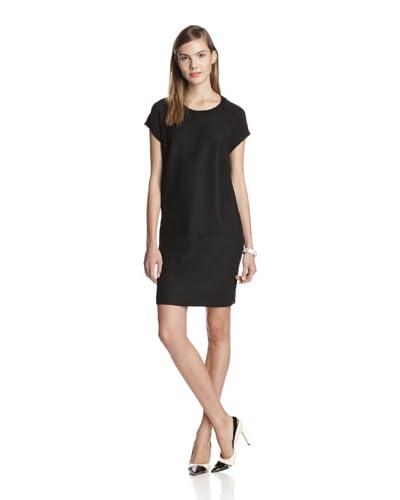 Susana Monaco Women's Sage Mixed Material Dress