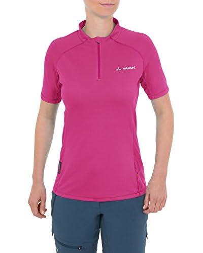 Vaude Camiseta Técnica Women's Roseg Half Zip