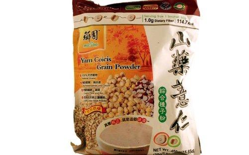 Yam Coicis Grain Powder - 15.85Oz (Pack Of 1)