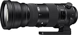 Sigma 150-600mm f/5-6.3 DG OS HSM Sports lens For Canon Cameras