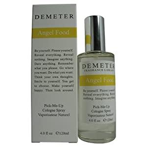 Angel Food By Demeter For Women. Pick-me Up Cologne Spray 4.0 Oz