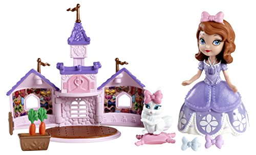 Disney Sofia the First Sofia and Bunny Playset - 1