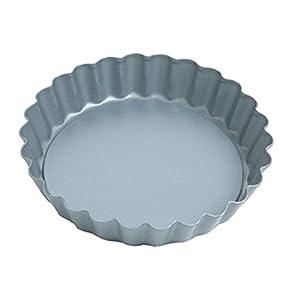 Fox Run Preferred Non-Stick 14 Inch x 5 Inch Loose Bottom Rectangular Tart/Quiche Pan