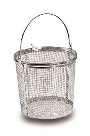Walter 55b004 parts washing basket 9 diameter x 8 1 4 quot - Diametre cercle basket ...