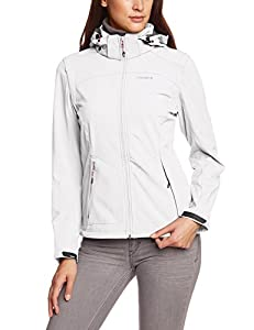 Icepeak Leonie Women's Soft Shell Jacket naturweiss (10 ) Size:34