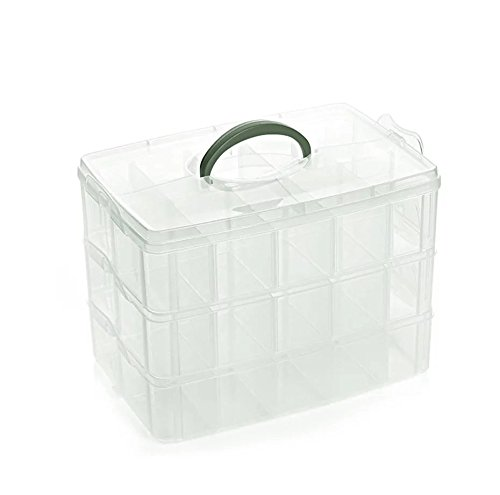 eyx-formula-plastic-transparent-handle-three-layers-30-grids-storage-box-caseportable-removable-diy-