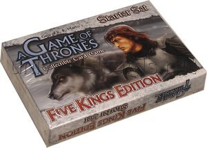 Fantasy Flight Games A Game of Thrones Collectible Card Game - Five Kings Edition Starter Set at Sears.com
