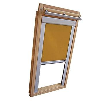 Easy Shadow Dachfenster Verdunkelungsrollo Komfort Rollo Fur Typ Roto WDF 310 315 320 H Grosse 7 12