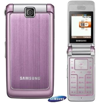 Samsung SA-S36001 Unlocked Phone - International Version - Romantic Pink