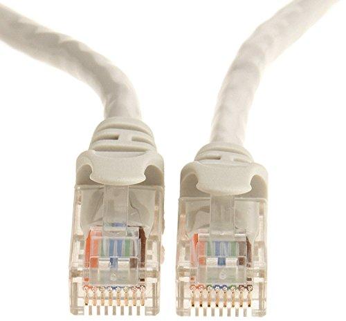 AmazonBasics RJ45 Cat5e Ethernet Patch Cable (14 Feet/4.2 Meters)