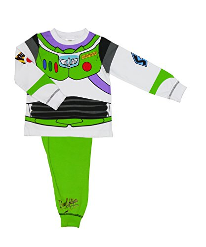 Buzz Lightyear Glow in the Dark Pyjamas - 5-6 years / 116 cms