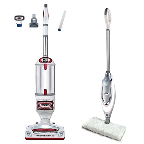 Shark Rotator Pro Lift-Away Vacuum + Steam Pocket Mop (Certified Refurbished) (Shark Liftaway Pro Steam compare prices)