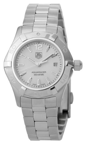 TAG Heuer Women's WAF1414.BA0823 Aquaracer Stainless