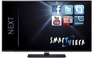 Panasonic TX-L42EW6K 107 cm (42 Zoll) LED-Backlight-Fernseher, EEK A+ (Full HD, 100Hz blb, DVB-S/-T/-C, WLAN, USB) schwarz