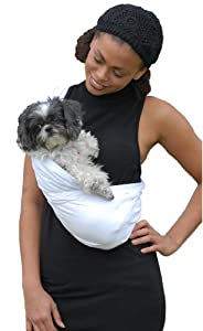 Pet Teek Pet Carrier, White, Extra-Large