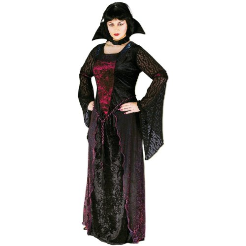 Adult Plus Size Vamptessa Vampire Costume
