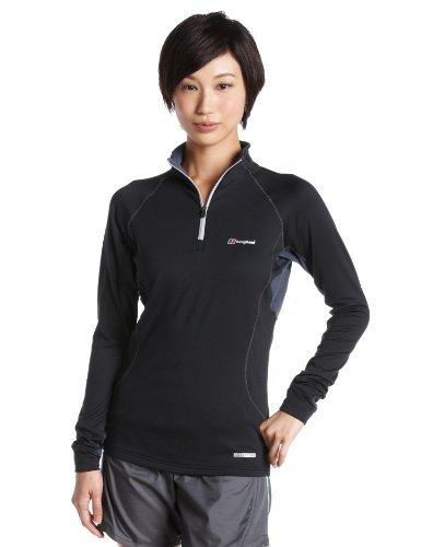 Berghaus Thermal Long Sleeve Zip Women's Baselayer