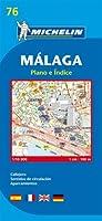 Map 9076 Malaga