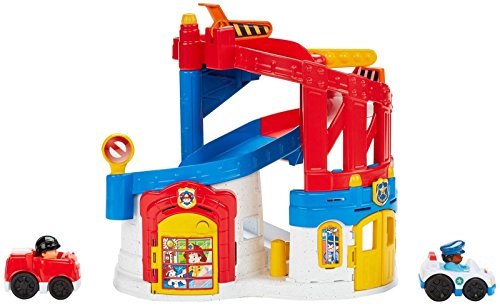Fisher-Price Little People Race and Chase Rescue (Little People Toys Fisher Price compare prices)