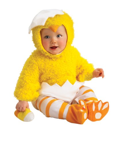 Rubie's Costume Infant Noah Ark Chickie Romper Dress