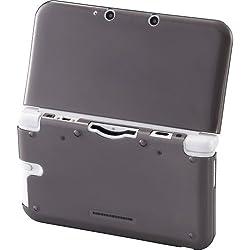 CYBER ・ イージーハードケース ( 3DS LL 用) クリアブラック
