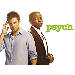 Psych Season 6