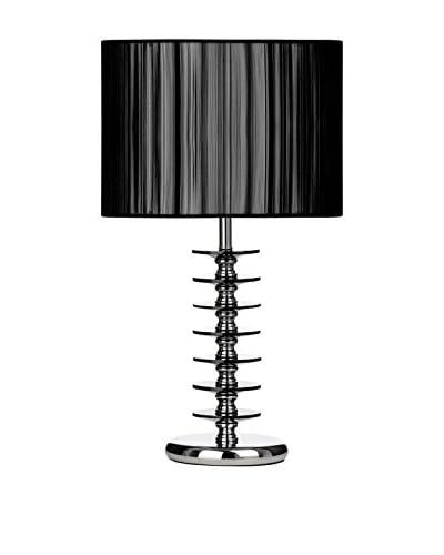 PREMIER Lámpara De Mesa Negro