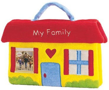 Baby Gift Idea G58501 Gund My Family Photo Ambum - 1