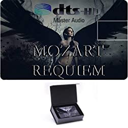 High Definition Music Card - THE FUTURE OF RECORDED MUSIC - Prototype 2020 - Mozart: Requiem [Blu-ray]