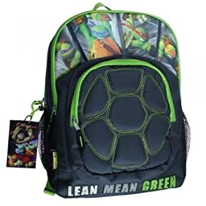 Teenage Mutant Ninja Turtles School Sized Backpack