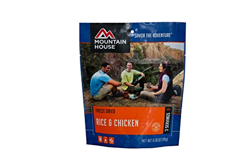 Mountain House Rice and Chicken (Chicken House Kit compare prices)