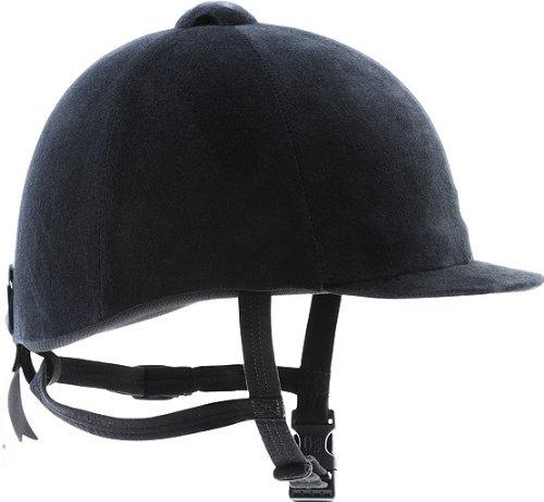 BELSTAR Sicherheits Reithelm schwarz 57