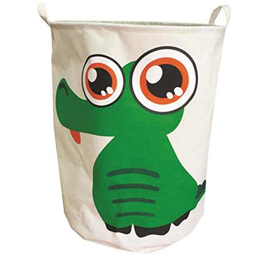 clothes-basket-laundry-basket-clothing-storage-barrels-toy-basket-crocodile