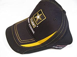 Classic Mark Martin #8 Army Strong Dale Earnhardt Incorporated DEI Black W Yellow... by CFS