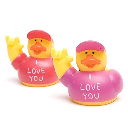 Valentine Rubber Ducks front-1071207