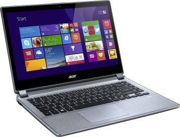 Deals on Acer Aspire V5-473P-6459 14-inch Touchscreen Laptop w/Intel Core i5-4200U, 4 GB RAM