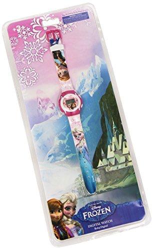 Disney Die Eiskönigin - Völlig unverfroren - Armbanduhr - digital [UK Import]