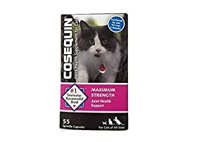 cosequin pet cosequin for cats 55 capsules pet bone and joint supplements. Black Bedroom Furniture Sets. Home Design Ideas