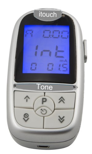 TensCare itouch Tone - Muscle Toning and Pain Relief, Multipurpose EMS and TENS