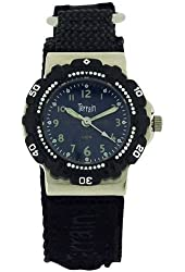 Terrain Surf Velcro Strap Ladies Sports Watch TV-969L