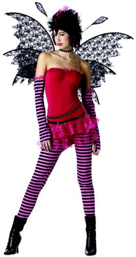 Hot Rockin' Fairy Costume Teen