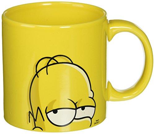 Simpson-Tazza, motivo: Homer, in ceramica, con 20 10626-Toys