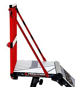 Freshpark Safety Rail Red Large by FreshPark