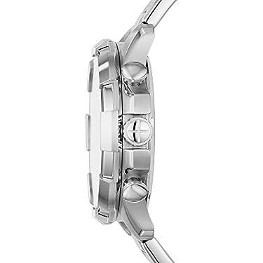Fossil Men's FS5112 Analog Display Analog Quartz Silver Watch