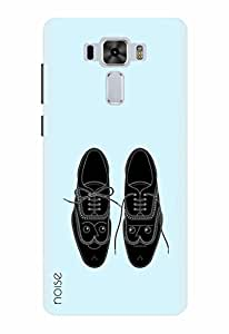 Noise Designer Printed Case / Cover for Asus ZenFone 3 Laser ZC551KL with 5.5 inch screen size / Patterns & Ethnic / Shoes Design