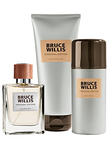 bruce-willis-personal-edition-duftset-edp-after-shave-cream-gel-haar-und-korpershampoo