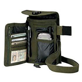 Travel Portfolio Bag