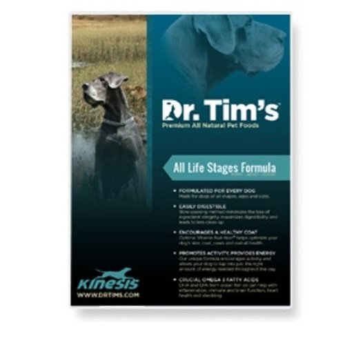 Dr. Tim'S Kinesis Chicken All Life Stages Formula Dry Food, 44-Pound front-1024519