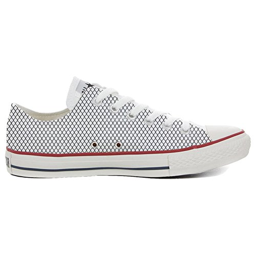 Converse All Star Hi chaussures coutume (produit artisanal) Network